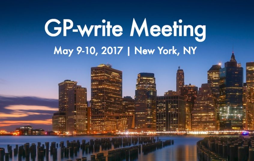 gp-write meeting new york 2017